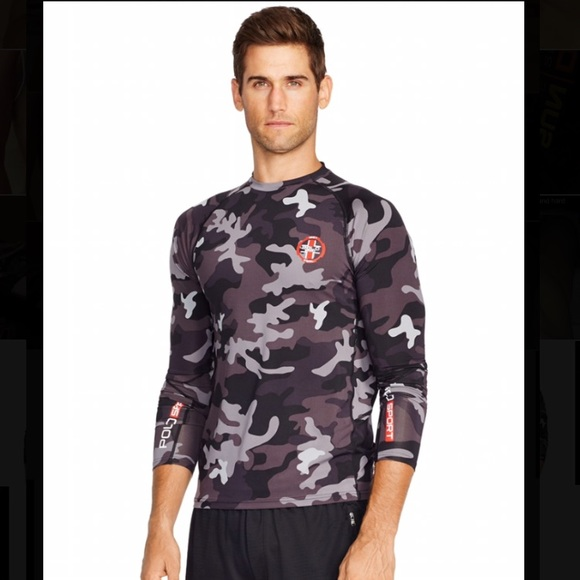 5ffe14c2 POLO SPORT CAMO COMPRESSION SHIRT. M_5a3eb5da2c705d3f53056d7a. Other Shirts  you may like. Polo Ralph Lauren ...